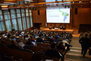 El 1er. Simposio Latinoamericano de Bioeconomía contó con mas de 800 inscriptos.