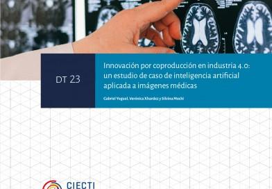 DT23: Innovación por coproducción en industria 4.0