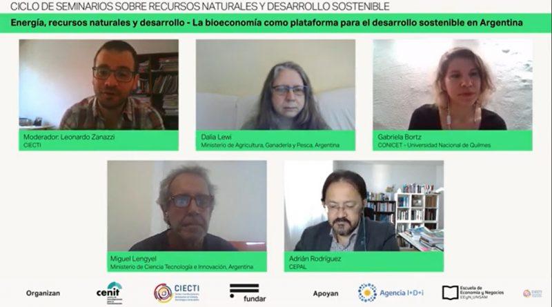 La bioeconomía como plataforma para el desarrollo sostenible en Argentina